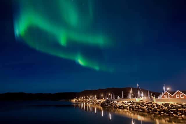 נורווגיה חובה �טרקציות