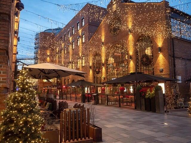 חגיגות כריסמס בדצמבר בנורווגיה