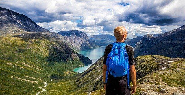 נורווגיה למטיילים