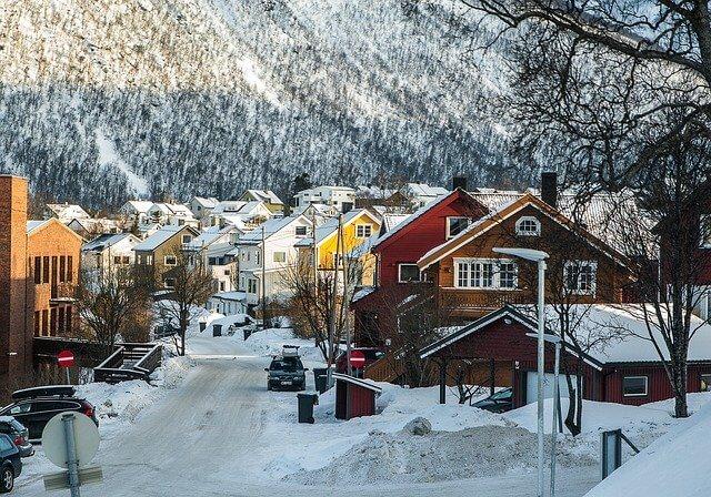 טרומסו (Tromsø), נורווגיה